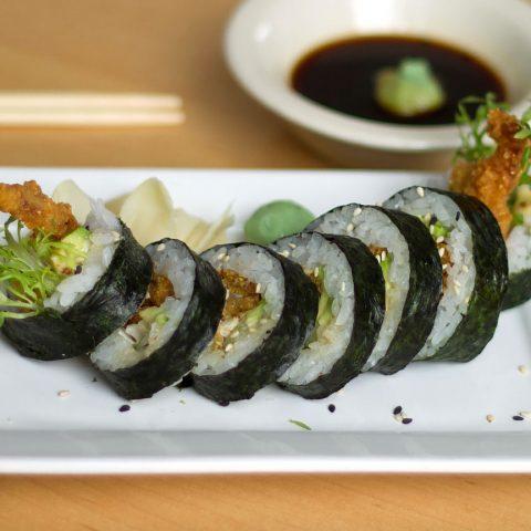 Amazing sushi selection at FireFly!